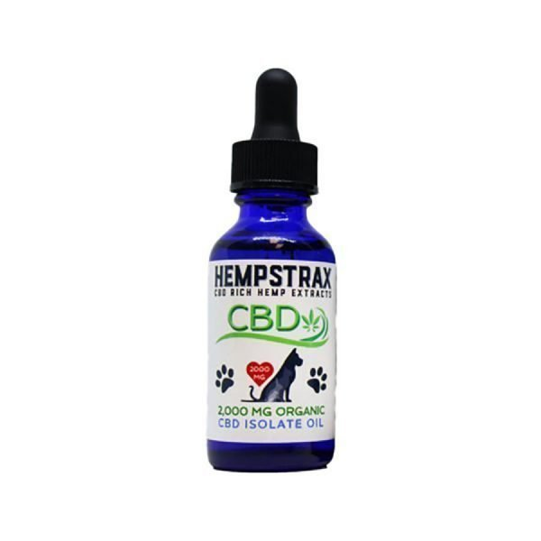 Pet Formula: Hemp Isolate