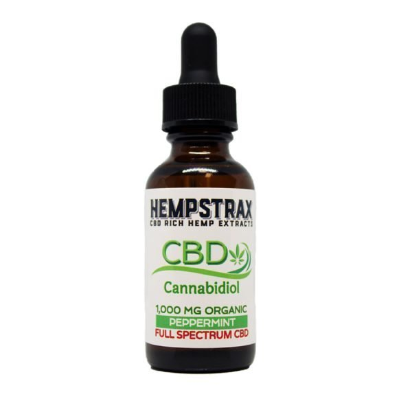 Full Spectrum Hemp Oil Tincture