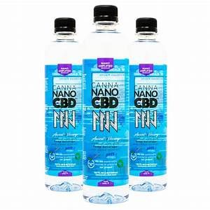 canna nano hemp water