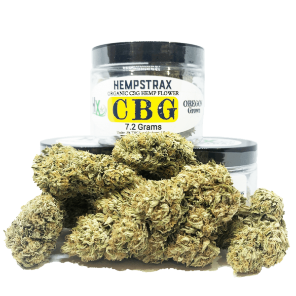high cbg hemp flower