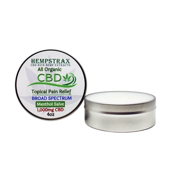 Broad Spectrum Hemp Salve
