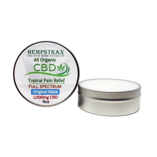 Full Spectrum Hemp Salve
