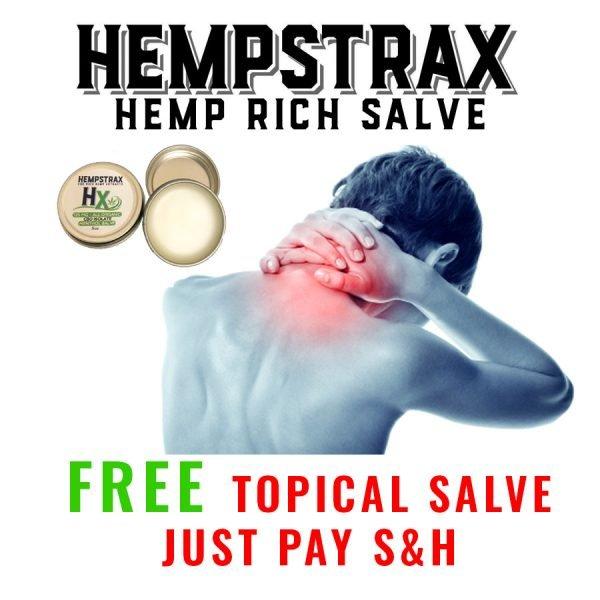 free hemp salve