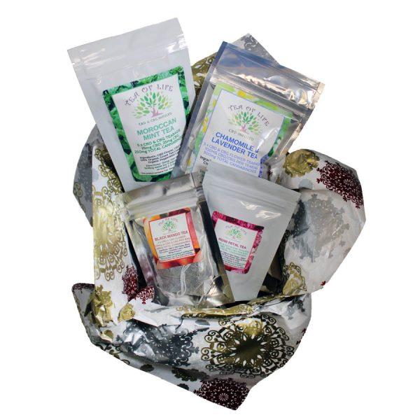 Hempstrax CBD Tea Gift Box