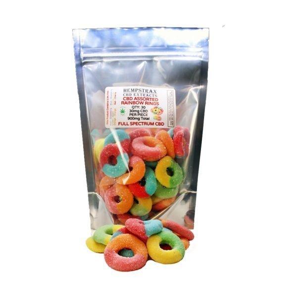 Hempstrax CBD Gummies 30mg